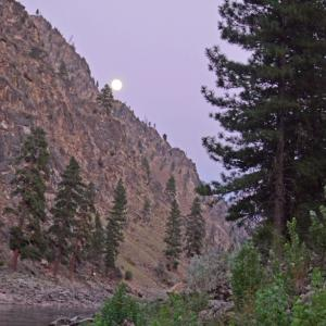 Salmon River, August 2013