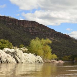 Rios Aros and Yaqui, December 2011 (Moderate Water)