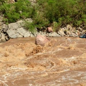 Rios Aros and Yaqui, July 2012 (High Water)