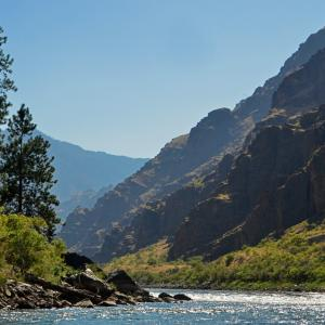 Hell's Canyon, Snake River