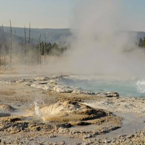 Yellowstone National Park, September 2012
